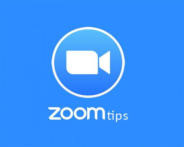 Quick Tips for Getting started on Zoom